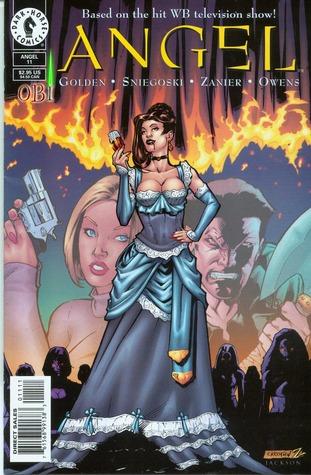 Angel: Strange Bedfellows Chapter 2 (Angel Comic #11 Angel Season 1)
