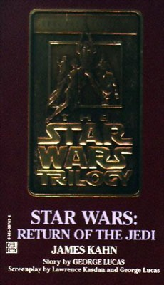 Return of the Jedi (Star Wars: Novelizations, #6)