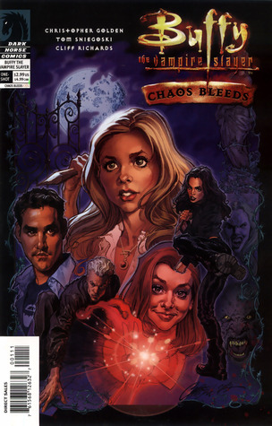 Buffy the Vampire Slayer: Chaos Bleeds (Buffy Comics, One Shot, Season 5)
