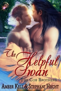 The Helpful Swan (The Cob Brothers, #3)