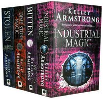 Women of the Otherworld Series, 4 Book Collection (Women of the Otherworld, #1-4)