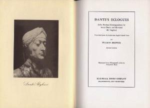 Dante's Eclogues: The Poetical Correspondence between Dante and Giovanni del Virgilio