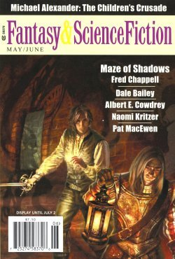 Fantasy & Science Fiction, May/June 2012 (The Magazine of Fantasy & Science Fiction, #701)