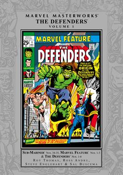 Marvel Masterworks: The Defenders, Vol. 1