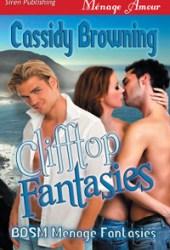 Clifftop Fantasies  (BDSM Menage Fantasies #1) Pdf Book