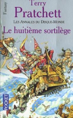 Le Huitième Sortilège (Les Annales du Disque-monde, #2)