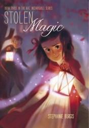 Stolen Magic (Kat, Incorrigible, #3) Pdf Book