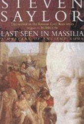 Last Seen in Massilia (Roma Sub Rosa, #8) Pdf Book