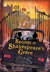 Secrets of Shakespeare's Grave (The Shakespeare Mysteries, #1) Pdf Book