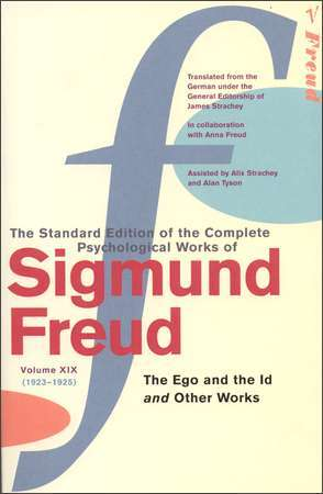 The Complete Psychological Works of Sigmund Freud 19