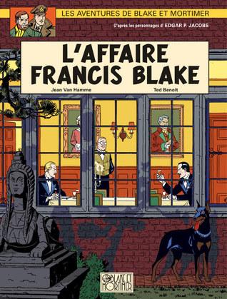 L'Affaire Francis Blake (Blake et Mortimer, #13)