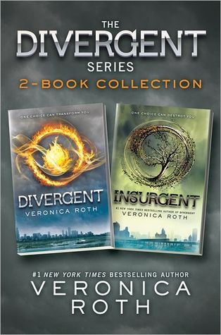 The Divergent Series 2-Book Collection (Divergent, #1-2)