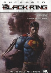 Superman: The Black Ring Vol. 2 Book by Paul Cornell