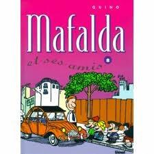 Mafalda et ses amis (Mafalda, tome 8)