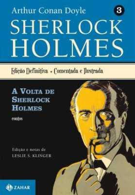 A Volta de Sherlock Holmes (Sherlock Holmes #3)