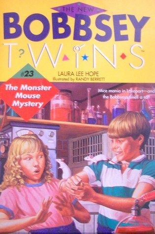 The Monster Mouse Mystery (The New Bobbsey Twins #23)