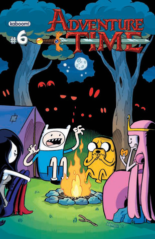 Adventure Time with Finn & Jake (Issue #6)