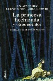 La princesa hechizada y otros cuentos (Cuentos populares rusos #3)
