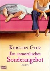 Ein unmoralisches Sonderangebot Pdf Book