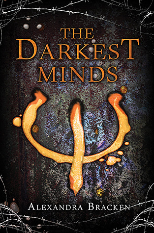 #Printcess review of The Darkest Minds by Alexandra Bracken