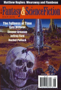 Fantasy & Science Fiction, July/August 2012 (The Magazine of Fantasy & Science Fiction, #702)