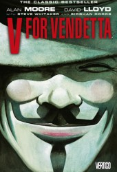 V for Vendetta Book