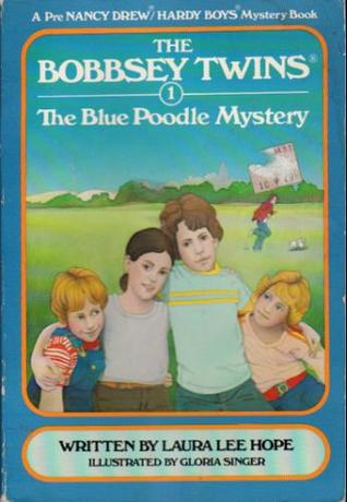 The Blue Poodle Mystery (Bobbsey Twins, #1)