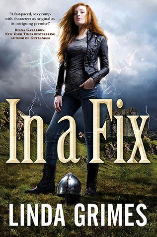In a Fix (Ciel Halligan, #1)