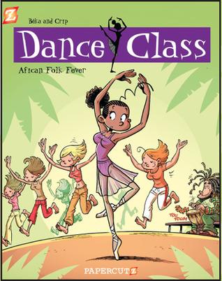 African Folk Fever (Dance Class, #3)