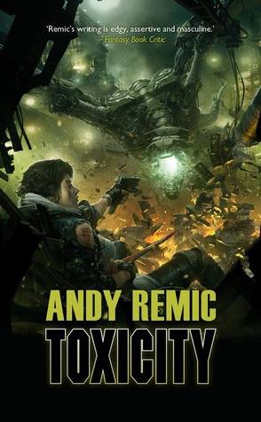 Toxicity (Books of the Anarchy #2)