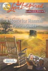 A Home for Hannah (Brides of Amish Country, #6)