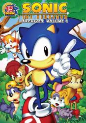 Sonic the Hedgehog Archives: Volume 1 (Sonic the Hedgehog Archives, #1) Pdf Book