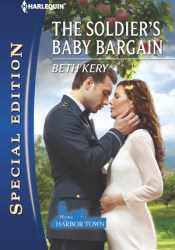 The Soldier's Baby Bargain (Home To Harbor Town, #5) Pdf Book