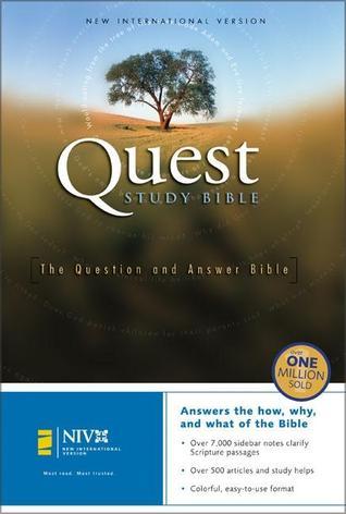 Quest Study Bible: NIV