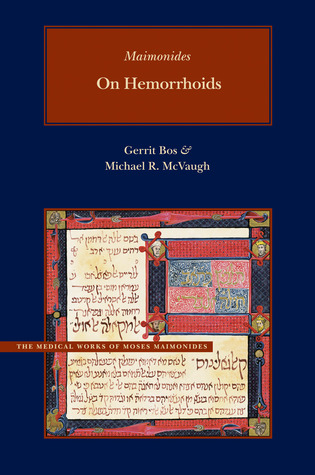 On Hemorrhoids: A New Parallel Arabic-English Edition and Translation