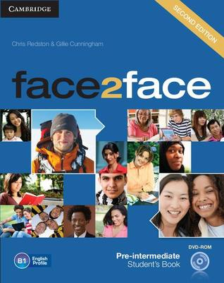 Face2face Pre-Intermediate Student's Book with DVD-ROM