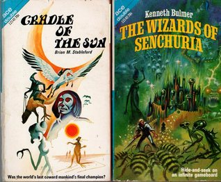 Cradle of the Sun / The Wizards of Senchuria