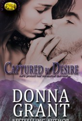 Captured by Desire (Wicked Treasures, #3)