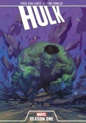 Hulk: Season One Book by Fred Van Lente