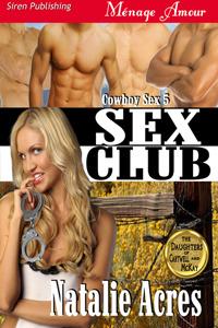 Sex Club (Cowboy Sex #5)