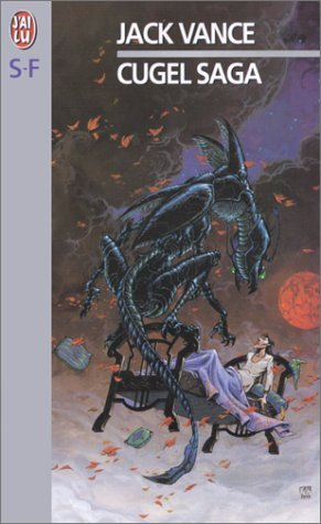 Cugel Saga (The Dying Earth, #3)