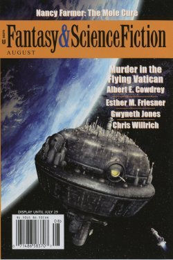 Fantasy & Science Fiction, August 2007 (The Magazine of Fantasy & Science Fiction, #664)