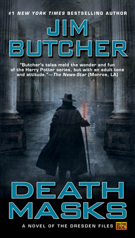 Death Masks (The Dresden Files, #5)