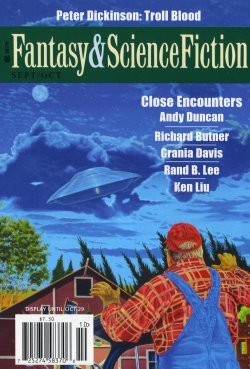 The Magazine of Fantasy & Science Fiction, September/October 2012 (The Magazine of Fantasy & Science Fiction, #703)
