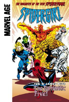 Spider-Girl (Marvel Age): Fun 'N' Games with the Fantastic Five