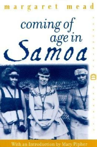 Coming of Age in Samoa: A Psychological Study of Primitive Youth for Western Civilisation Book Pdf ePub