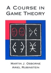 A course in Game Theory Pdf Book