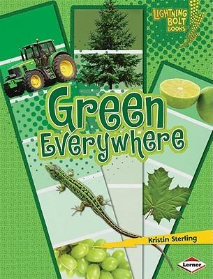 Green Everywhere (Lightning Bolt Books)