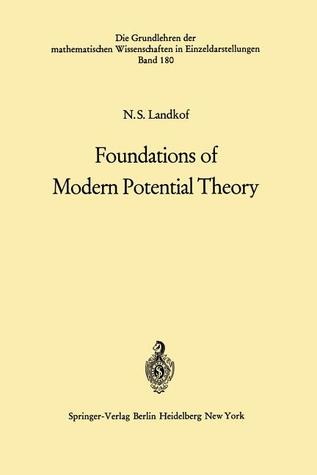 Foundations of Modern Potential Theory