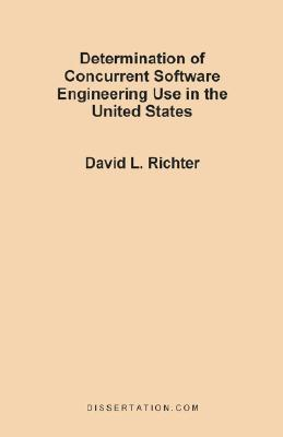 Determination of Concurrent Software Engineering Use in the United States